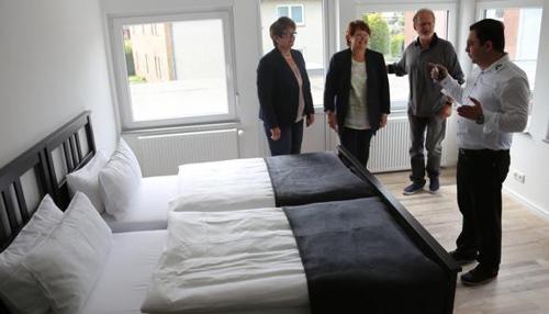 Umbau Schwarzes Ross in Bookholzberg