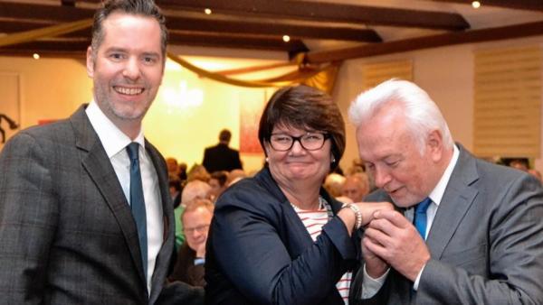 Dreikönigstreffen: Wolfgang Kubicki in Ganderkesee