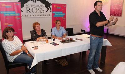 FDP-Bundestagsabgeordneter Gero Hocker zu Gast in der Gemeinde Ganderkesee