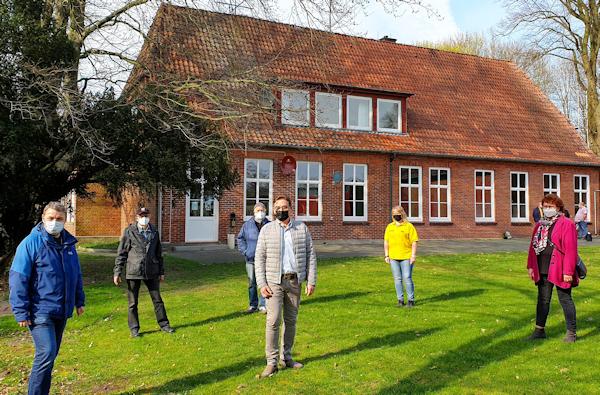 Vereine Bookhorner Schule: Parkplatz & Lärmschutz