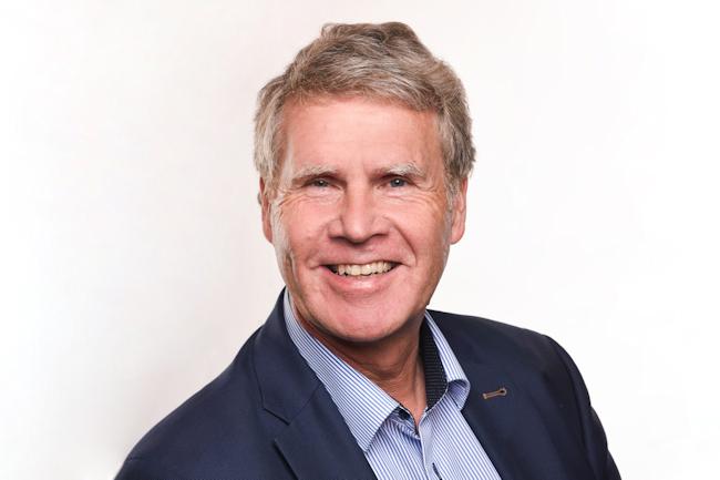 Fraktionsvorsitzender Konrad Lübbe